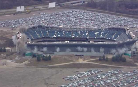 THE SILVERDOME HAS ONE FINAL UNEXPECTED SHOW