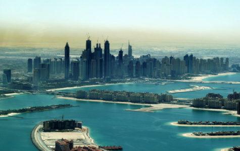 WWT STUDENT VISITS DUBAI