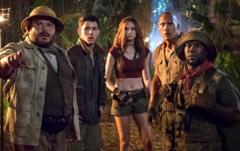 """JUMANJI: WELCOME TO THE JUNGLE,"" THE SEQUEL THAT WAS YEARS IN THE MAKING"