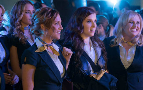 'PITCH PERFECT 3' CALLS 'THE BARDEN BELLAS' TO THE STAGE ONE LAST TIME