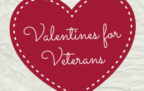 NAHS CREATES VALENTINES FOR VETERANS THIS VALENTINES DAY