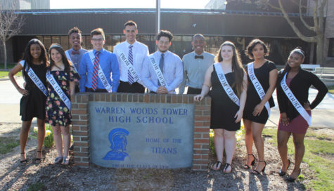 TITAN STUDENTS PARTICIPATE IN ANTI TOBBACCO CAMPAIGN
