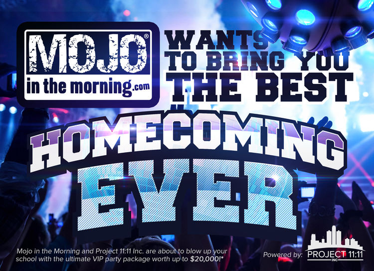 WWT Wins Mojo in the Morning's Homecoming Contest