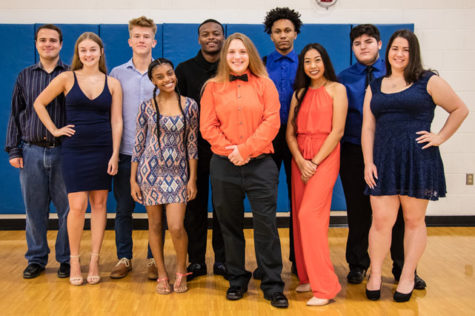 WWT HOMECOMING COURT 2018!!! Meet your representatives...