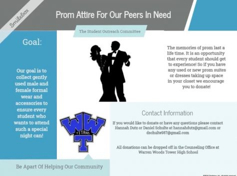 Prom Attire For Our Peers In Need!