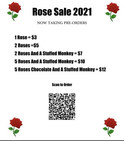Campus Corner Rose Sale