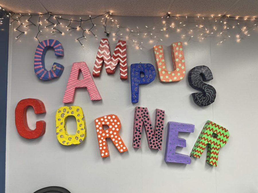 Welcome to the Campus Corner!